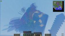 Skinimin Kafasının Evini Yaptım! - (Türkçe Minecraft Crazy Craft : Bölüm 66)