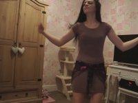 Youtube'da Delicesine Kıvıran Arap Kızı