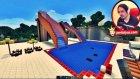 Aqua Park Yaptık | Minecraft Yapıları | Bölüm 5 - Oyun Portal