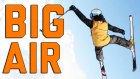 Big Air Fails Compilation ||