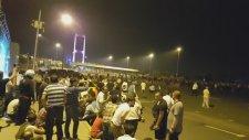 Boğaziçi Köprüsünde Darbeye Karşı Direnen Halkın Yeni Görüntüleri