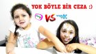 Çılgın Zıplayan Goril Oyunu Challenge Melike VS Sürpriz Tv Ceyda - Cezalı Oyun