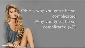 Pia Mia - Complicated