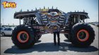 Canavar Arabalar - Kamyonlar ToysTV'de! MONSTER TRUCKS Clip on ToysTV!
