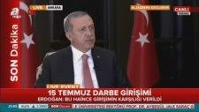 Cumhurbaşkanı Erdoğan El Cezire Canlı Yayınına Katıldı