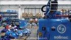 Erke Group, Soilmec Sm-14 Mini Kazık  Makinaları Türk Bayraklarıyla Sevkiyatı Soilmec / İtalya