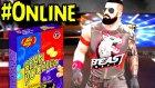 Kralimiz Meydanda | Cezali WWE 2K16 Online | Turko Bölümü | Ps4 Türkçe