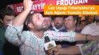 Laz Uşağı Ahsen Tv Muhabirini Dört Döndürdü- Ahsen Tv