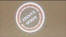 Logo Yansıt Dış Ortam Dönen Logo ve Lazer Uygulama Vidosu