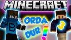 Orda Dur 3! - Minecraft Hayran Haritaları - Bölüm 24 - Baris Oyunda