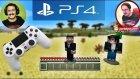 Ps4'de Minecraft | Survival | Bölüm 1 - Oyun Portal