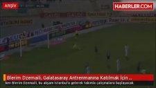 Blerim Dzemaili, Galatasaray Antrenmanına Katılmak İçin İstanbul'a Geliyor