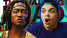 Büyük Şok [the Walking Dead Michonne Dlc] #5