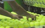 Tenis Topu Nasıl Üretilir