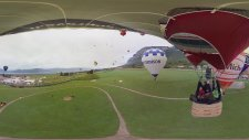 360 video: Balloon at Coupe Icare