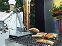 BratWurst Bot İsimli Mangalcı Robot