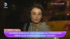 Büşra Develi & Burak Deniz Röportaj