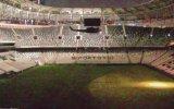 Darbe Gecesi Askerlerin Vodafone Arena'ya Helikopterle İnmesi