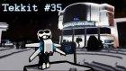 Geri Dönüş - Minecraft Tekkit #35 - Muratabigf