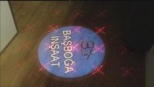 Logo Yansıt dis ortam yere logo ve lazer yansitici donen logo