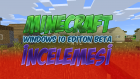 Minecraft: Windows 10 Edition Beta | İncelemesi