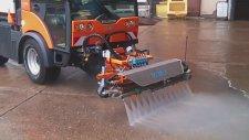 Multicar  Tremo Basınçlı yıkama Sistemi