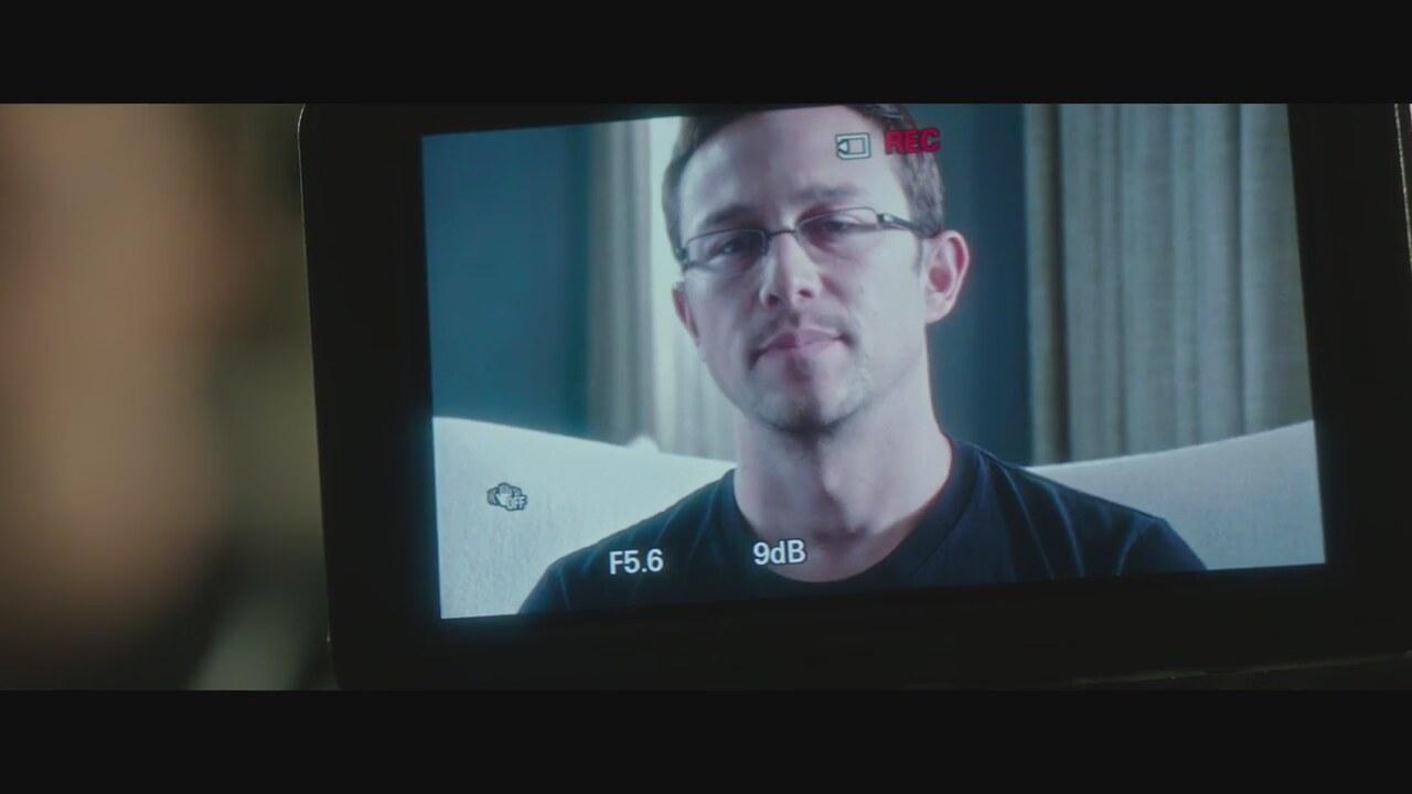 Snowden 2016 Comic-Con Fragman