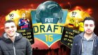 Draftlar Bizden Sorulur | Sampıyon ?! | Fifa 16 Fut Draft | Ps4