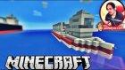 Gemi Yaptık | Minecraft Yapıları | Bölüm 6 - Oyun Portal