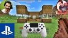 Ps4'de Minecraft | Survival | Bölüm 2 - Oyun Portal