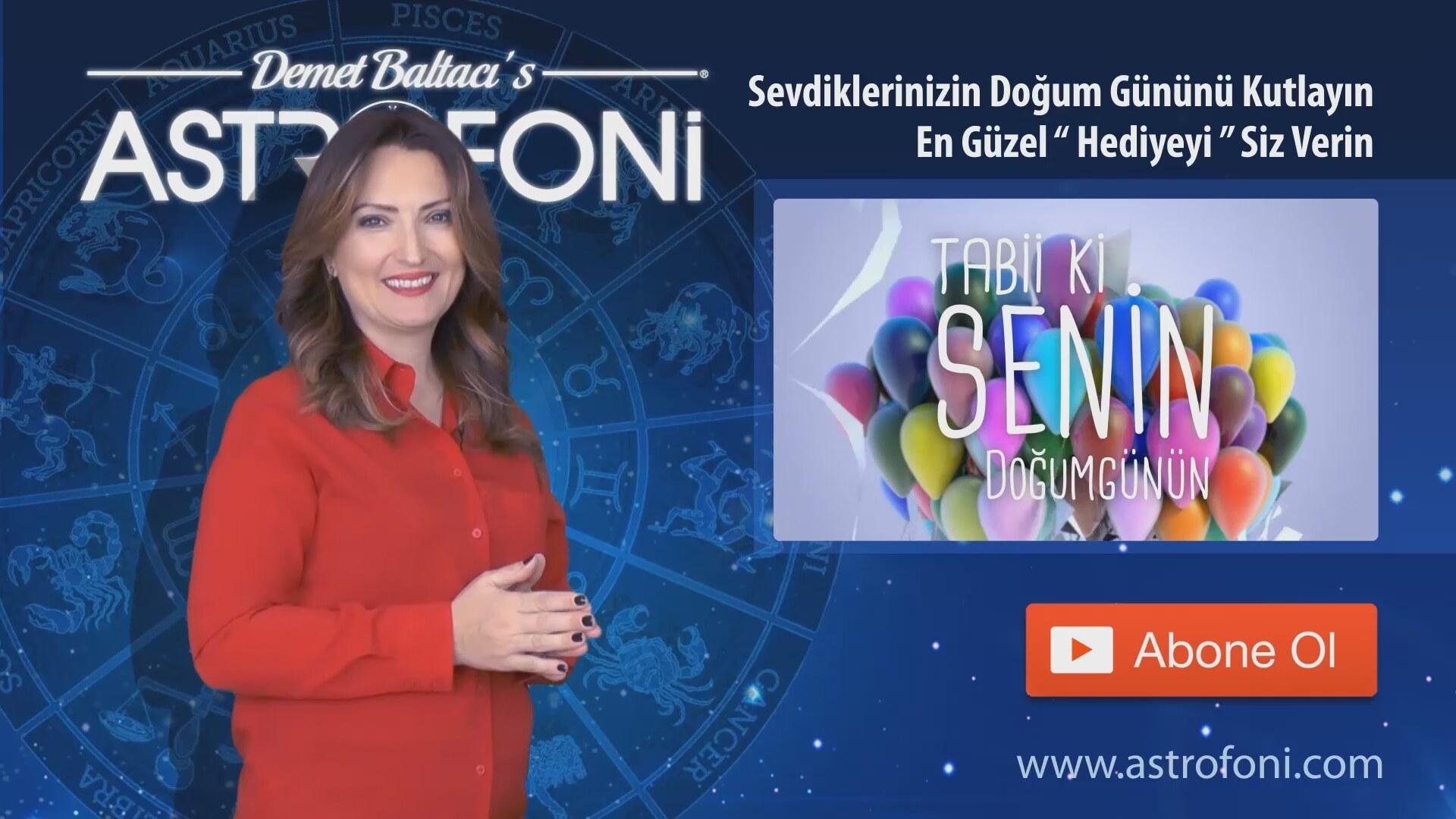 Balık Günlük Yorumu 24 Temmuz 2016 Pazar Demet Baltacı Izlesenecom