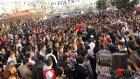 Beşiktaşlı taraftarlardan demokrasi yürüyüşü