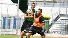 Beşiktaş'ta Tolgay Arslan Antrenmana Katılmadı