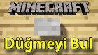 Düğmeyi Bul! - Minecraft Puzzle Haritası