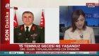 Genelkurmay İkinci Başkanı Orgeneral Yaşar Güler Nasıl Rehin Alındığını Anlattı