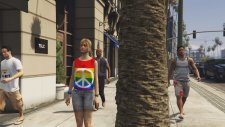 Gta 5 Oyununda Eşcinsel Açılımı (Orlando Anısına)