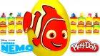 Kayıp Balık Nemo Sürpriz Yumurta Oyun Hamuru - LPS Karlar Ülkesi Minyonlar Nemo Oyuncakları