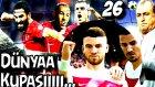 Türkiye İle Dünya Kupası Baslar | Fifa 16 Oyuncu Kariyeri | 26.bölüm | Ps 4