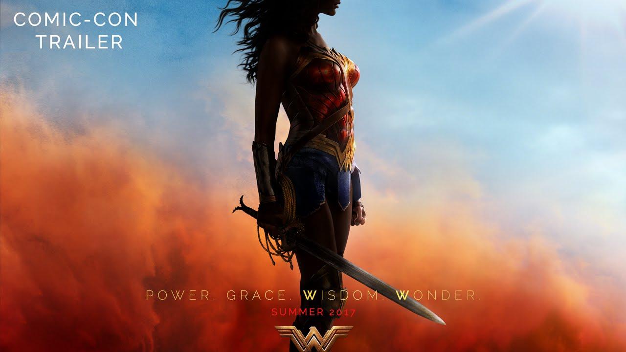 Wonder Woman Filminin İlk Fragmanı Yayınlandı