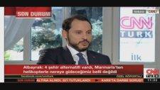 Enerji Bakanı Berat Albayrak O Geceyi Anlattı