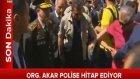 Hulusi Akar'ın Ankara Emniyet Müdürlüğünde Tarihe Geçen Konuşması