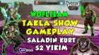 SALADİN TAKLA SHOW ! Wolfteam Üniversiteli Sesli Gameplay #4 - S2 Yıkımı + Önemli Konular