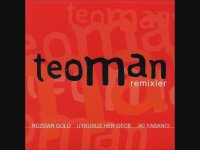 Teoman - Rüzgar Gülü Remixes Kaseti (Nadir Bulunan Kaset - 2001)