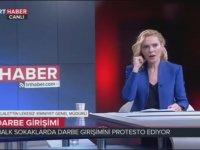 TRT'nin Canlı Yayınında Duyulan Sonik Patlama Sesi