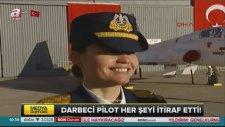 Arena'ya Helikopter İndiren Darbeci Kadın Pilot Kerime Kumaş'ın İtirafı