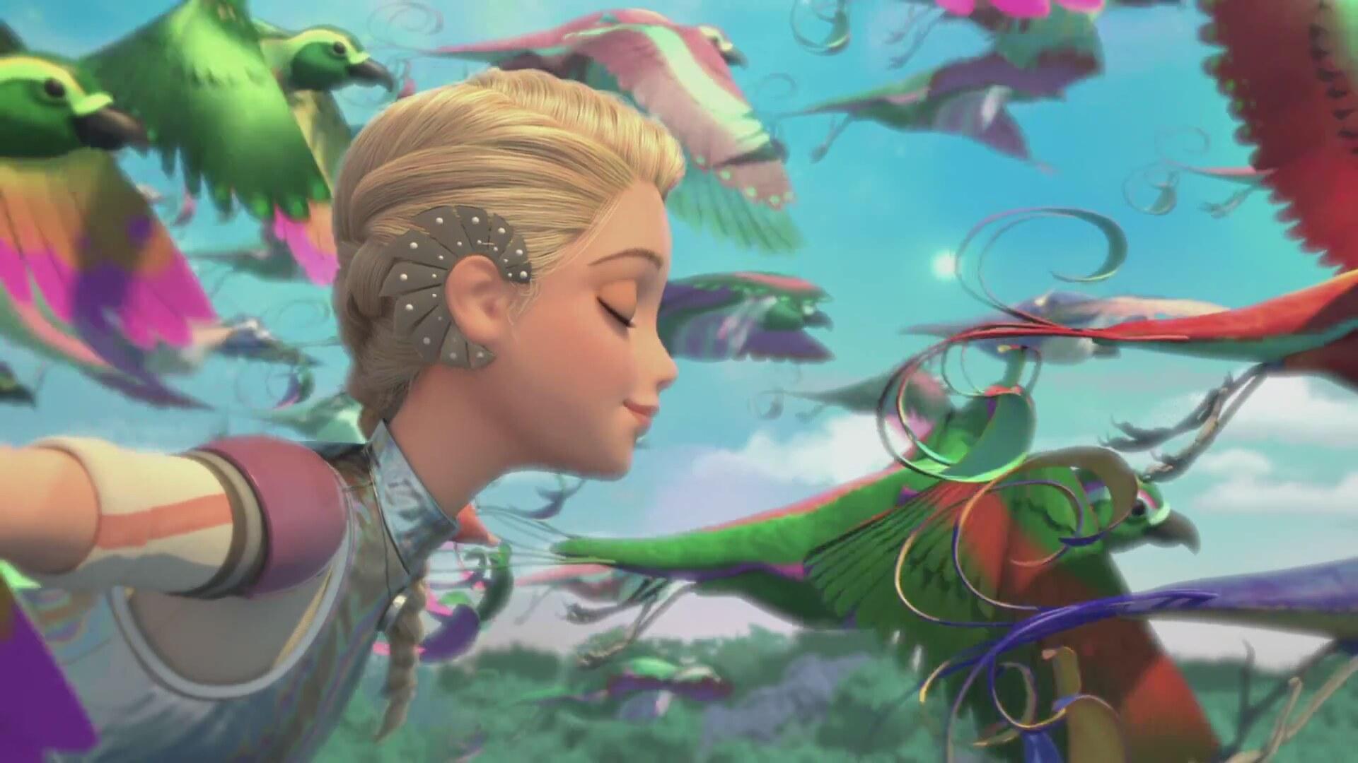 Barbie Uzay Macerası Barbie Starlight Adventure Türkçe Dublajlı Fragman