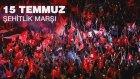 Bekir Köse - 15 Temmuz Şehitlik Marşı (Official Audio)