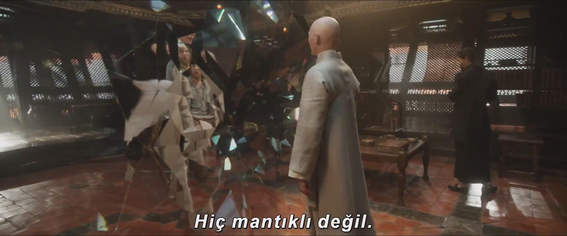 Doktor Strange 2016 Türkçe Altyazılı Fragman 2