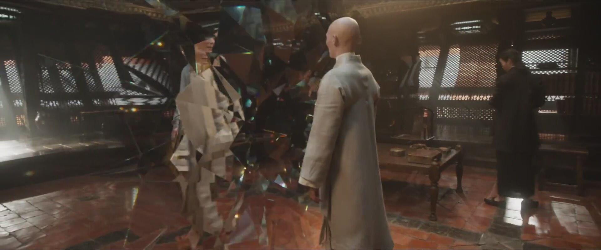 Doktor Strange 2016 Türkçe Dublajlı Fragman 2