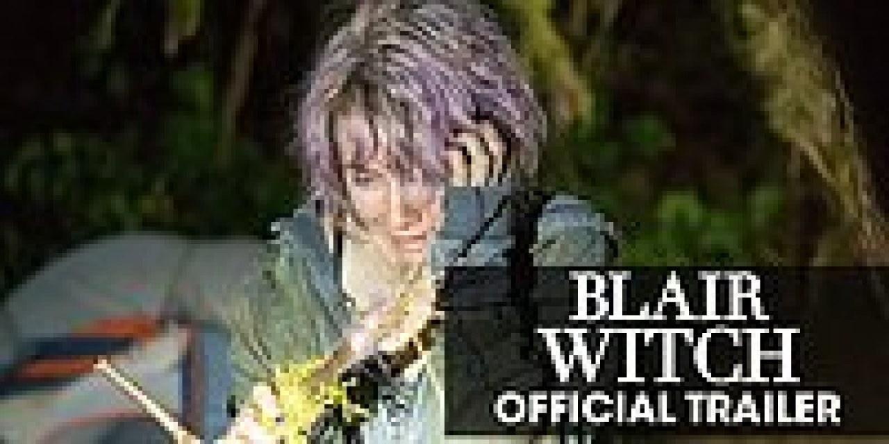 Efsane Korku Serisi Blair Witch'in 3 Filminden Fragman Yayınlandı
